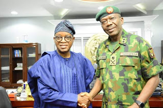 Army To Assist Osun To Remain Safe, Says GOC