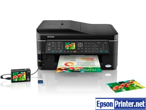 How to reset Epson BX635FWD by tool
