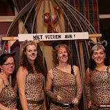 Carnavals vereniging de Turftrappers Tynje met de Suskes