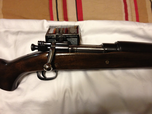 I just picked up a M1903a3 - WeTheArmed com