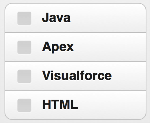 jQuery Mobile Checkboxes