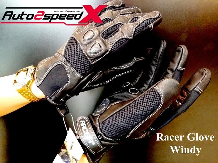 GLOVE Racer Windy