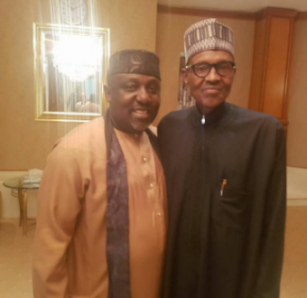 I've not dropped my ambition to be a president but If Buhari decides to run in 2019, I'll support him - Rochas Okorocha