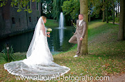 Bruidsreportage (Trouwfotograaf) - Foto van bruidspaar - 004