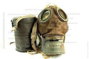 German Gas Mask model 1917