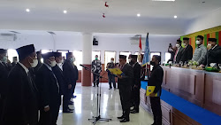 Hari ini Bupati Pijay Lantik dan Kukuhkan 45 Penjabat Eselon II dan III