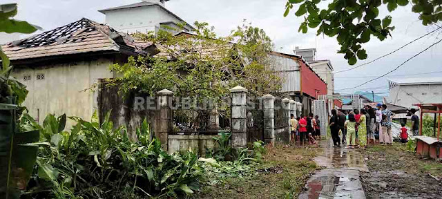 Kebakaran di Sungai Andai, Kota Banjarmasin