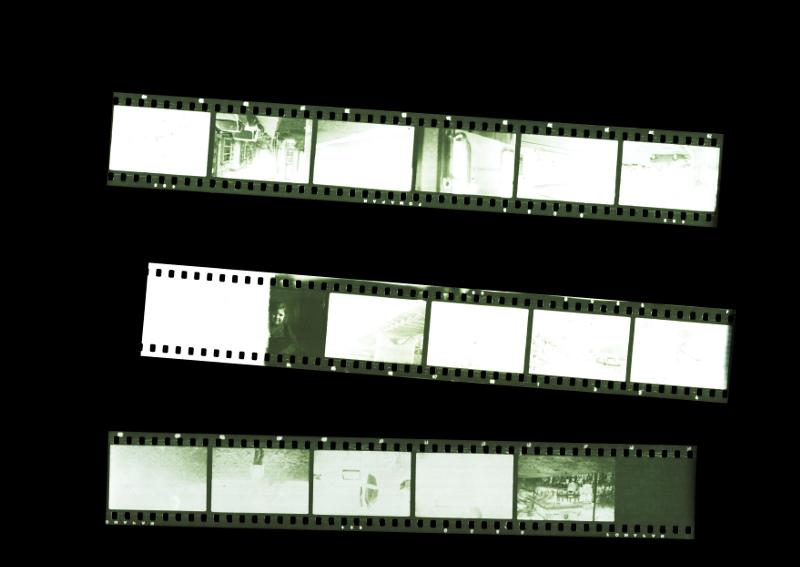 Выбор черно белой фотопленки