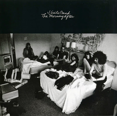 the J. Geils Band ~ 1971 ~ The Morning After