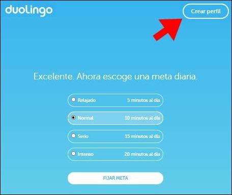 Abrir mi cuenta Duolingo - 536