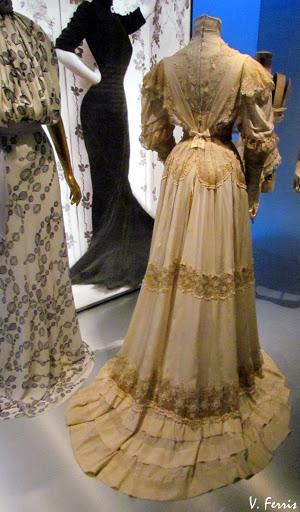 vestido de novia - barcelona modernista