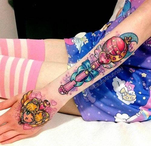 esta_luta_como_uma_menina_sailor_moon_kawaii_tatuagem