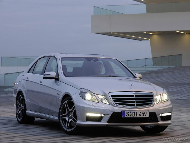 2009 mercedes benz e class e63 amg specifications for Mercedes benz e class specifications