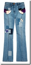 33357_Embellished Denim Pant