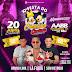 Confirmado! La Fúria, Sem Retoque e Bruno Lima dia 20 de Abril na AABB de Ruy Barbosa