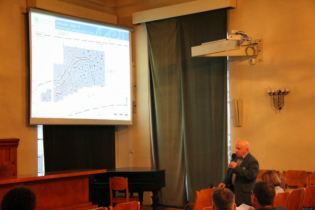 Konferencja Metody geofizyczne w archeologii polskiej (fot. J. Karmowski, K. Kiersnowski) - geof%2B%252827%2529.JPG