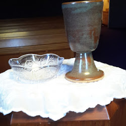 2014 Communion Dishes by Freddie Ragland
