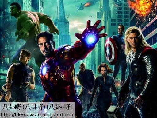 《復仇者聯盟》在台上映,5天賣了2億台幣。(圖/翻攝網路)
