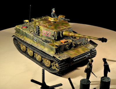 "Tiger I (escala 1:16 edición limitada ""Forces of Valor"")"