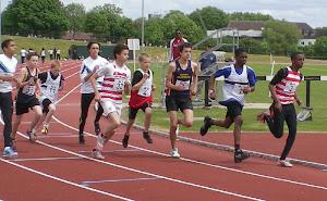 Track & Field 2011
