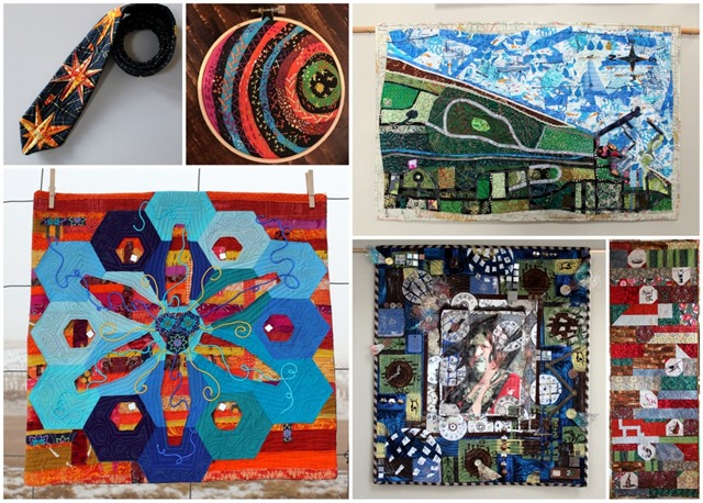 Project QUITLING Season 8 quilts created by Kim Lapacek