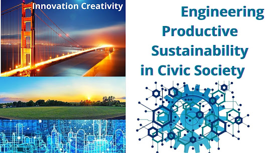 Engineering Productive Sustainability in Civic Society
