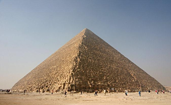 25 Fatos sobre a grande pirâmide de Gizé 02