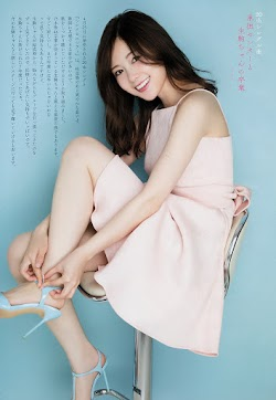 Shiraishi Mai 白石麻衣