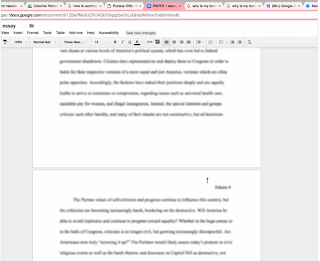 ... Inch Margins On All Sides, But My Bottom Margin Is Definitely Larger  Than One Inch. Hereu0027s A Screenshot Of The Bottom Of The 5th Page To The Top  Of The ...  One Inch Margins