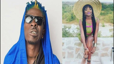 Shatta Wale and Efya hint of a collaboration