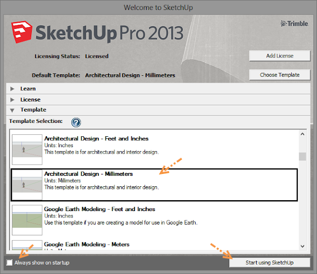 SkecthUp Pro 2013 Version 13.0.3689 Review Su2013re04