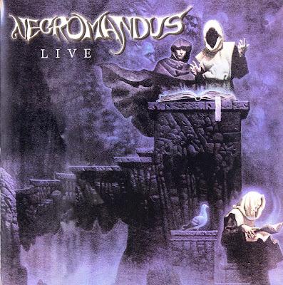 Necromandus ~ 1973 ~ Live