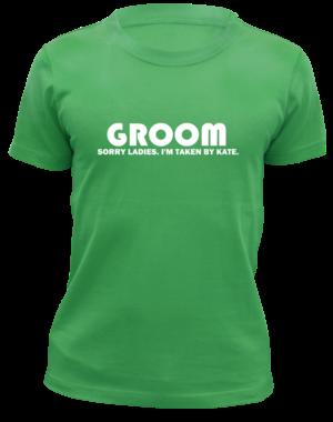 logoless-groom新郎T