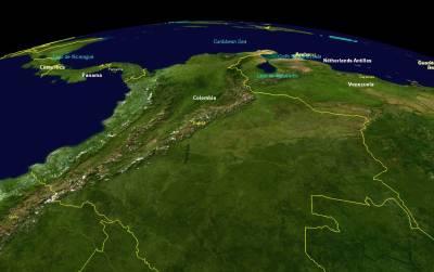 geocolombia territorio colombiano