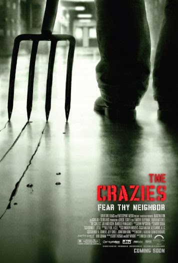 Poster Of English Movie The Crazies (2010) Free Download Full New Hollywood Movie Watch Online At Alldownloads4u.Com