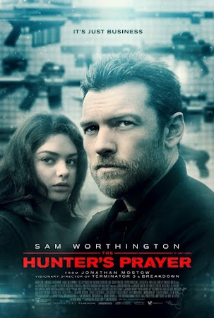 Poster Of Free Download The Hunter's Prayer 2017 300MB Full Movie Hindi Dubbed 720P Bluray HD HEVC Small Size Pc Movie Only At worldfree4u.com