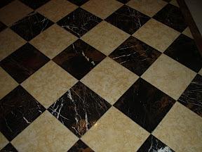 Flooring, Flooring & Mosaics, Interior, Medallion