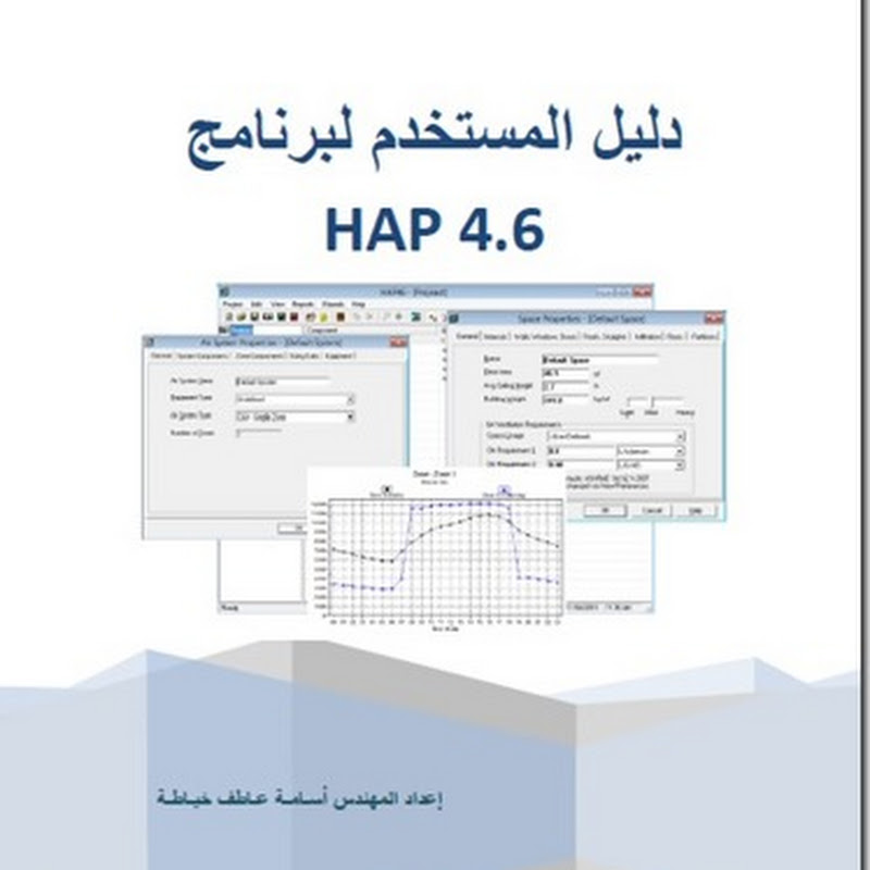 HAP 4.6 Manual Arabic (By ENG Osama Khayata )