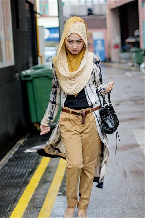 Modern Turkish Hijab Style Fashion In 2017 Fashion Qe