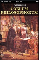 Cover of Paracelsus's Book The Coelum Philosophorum Or Book Of Vexations