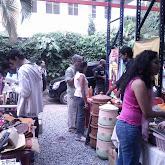 220 flea market at Jaaga