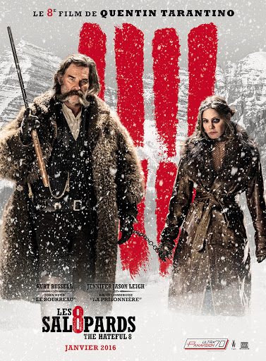 The Hateful Eight - Tám Hận Thù