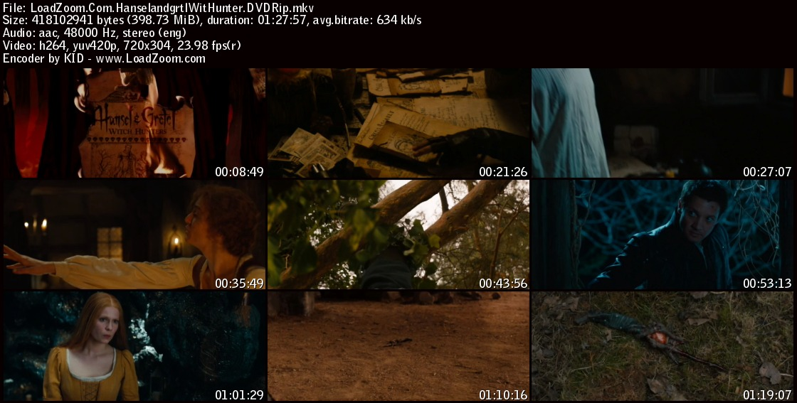 movie screenshot of Hansel and Gretel Witch Hunters fdmovie.com