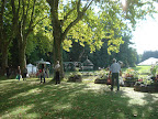 Parc de Schoppenwihr; fête des plantes
