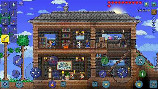Terraria. screenshot 1