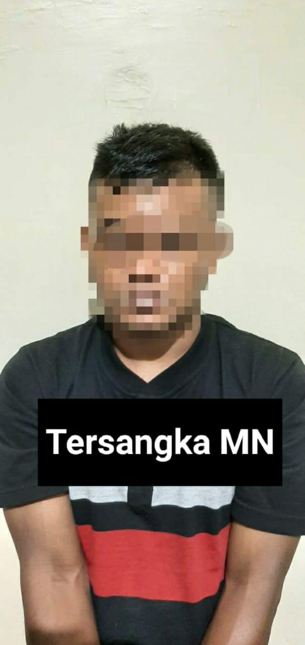 Tim Resmob Polres Nganjuk Berhasil menangkap TNI AD Gadungan, Pelaku Penipuan dengan modus COD,