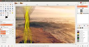 Redimensionar imágenes sin deformar - líneas de corte