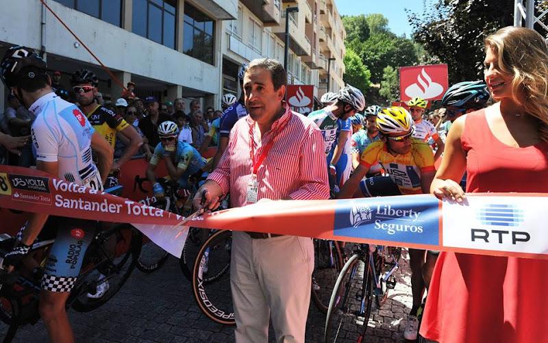 Prova rainha do ciclismo português regressou a Lamego