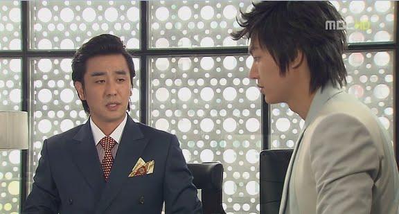 Ryu Seung Ryong, Lee Min Ho