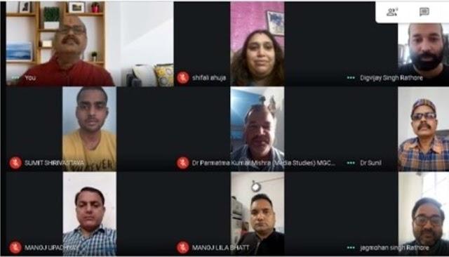 नारद जी के सम्प्रेषण में लोक मंगल की भावनाः डा. परमात्मा